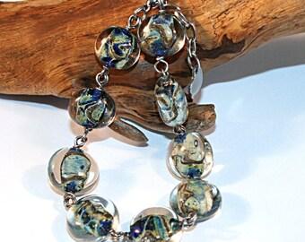 Lampwork  Art Jewelry by Jeanniesbeads #3108