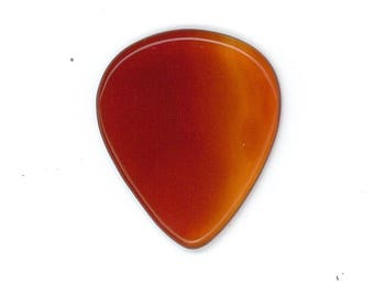 Agate of choice Stone Guitar Pick