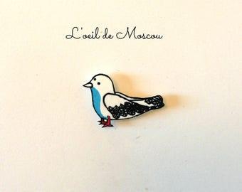magnet magnet plastic crazy bird