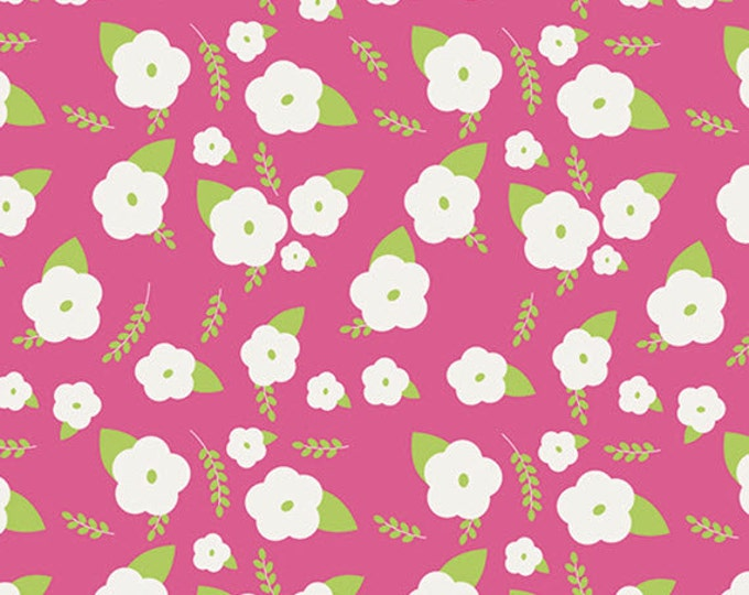 Half Yard Gleeful - Charms Abloom - Premium Cotton Quilt Fabric - by Sew Caroline for Art Gallery Fabrics - AGF Limited Edition (W1972)