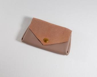 Seville, leather wallet