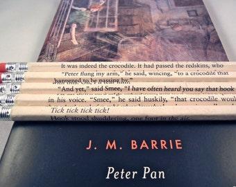 Peter Pan Wrapped Pencil Set