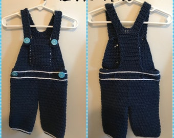 Size 6-12 Months Baby Overalls