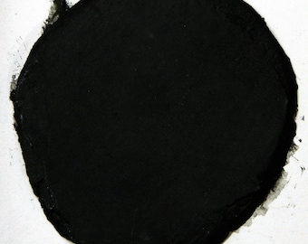 Deep BLACK 5 Pounds Mosaic Tile Grout Sanded Polymer Fortified for Home Projects - Just Add Water