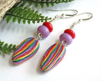 Dangle Earrings for Women Statement Earrings Gift for Her Boho Earrings Gift for Women Boho Jewelry Sterling Silver Birthday Gift