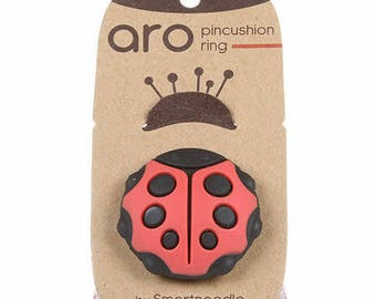 Ladybug Ring Pincushion