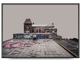 New York, New Drop 01 Gallery print