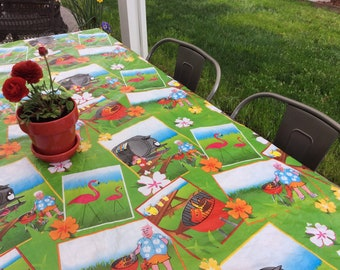 Camping Tablecloth