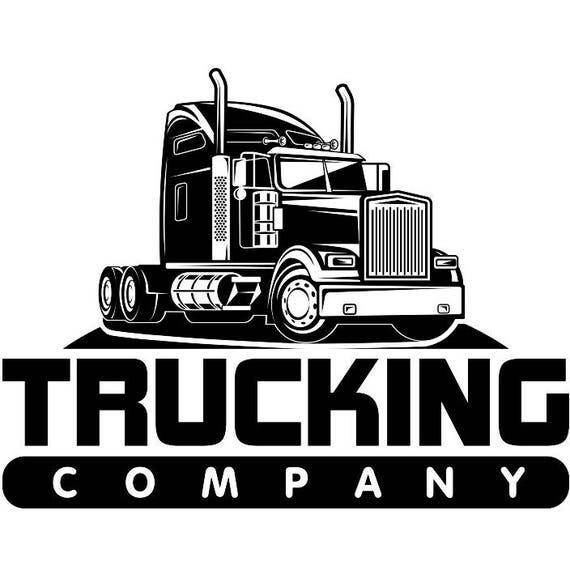 trucking logo 2 truck driver trucker big rigg 18 wheeler semi