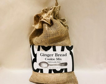 Ginger Bread Cookie Mix
