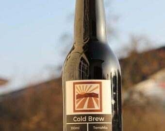 TerraMia - cold brew - 330ml