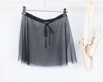 Ballet skirts, Short ballet skirt, short ballet woman skirt, black short ballet skirt, black skirt, dancewear, tulle ballet skirt, skirts
