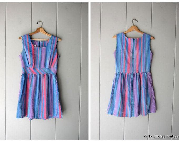 Rainbow Sun Dress