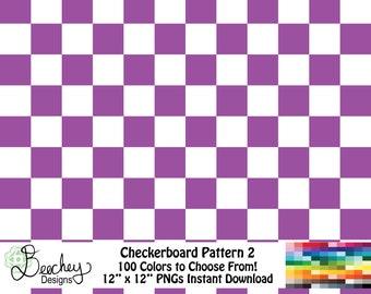 Checkerboard Pattern 2