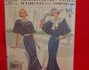 Simplicity 60th ANNIVERSARY--Pattern 9360--Vintage Uncut