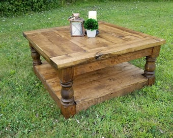Coffee Table, Farm House Coffee Table, Table, Dine Table, Rustic Coffee Table