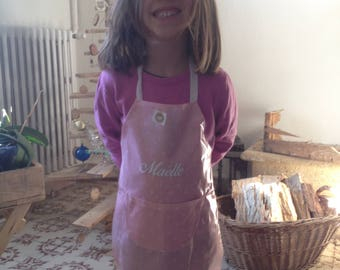 Waterproof apron child 4-6 years