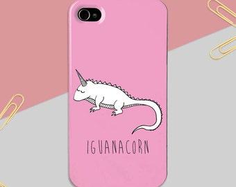 Iguanacorn Phone Case