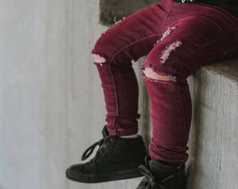 Garnet jeggings