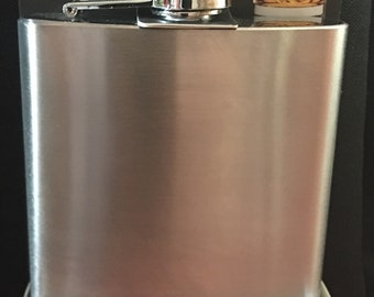 Customizable Stainless Steel Flask