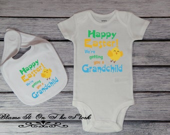 New baby announcement bodysuit aunt and uncle will you be my new baby announcement bodysuit new grandparents easter gift baby reveal baby boy bodysuit baby bib new baby bodysuit easter gift 010 negle Gallery