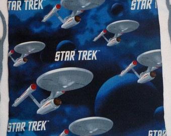 Star Trek Enterprise blue: Backpack/tote