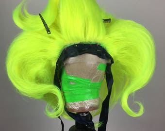 Neon Dream Lace Front Wig