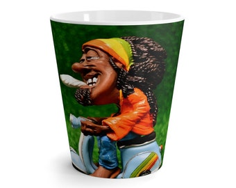 Weed Latte Mug