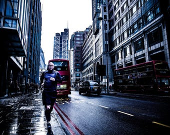 London photography, street photography, Liverpool Street, fine art photography, London photos, London Print, London Art, London Runner