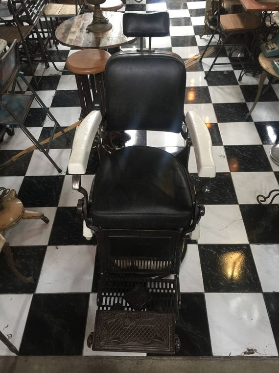 Like this item? - Globe Vintage Barber Chair Vintage Chair The Barber Post