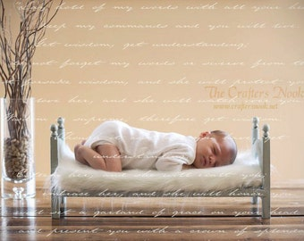 Baby Shower Gift for New Mom to Be * Wooden Doll Bed * Posing Beds * DIY Baby Beds * Newborn Prop Beds * Newborn Photo Props * Baby Doll Bed