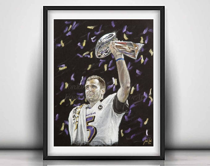 """"""" 2012 World Champions """" Art Print - 20x24 inches limited edition"""