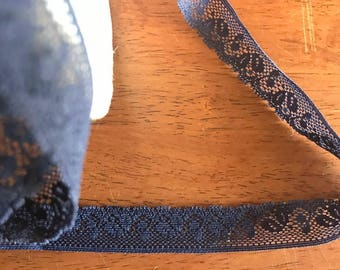 10 yards vintage French lace trim