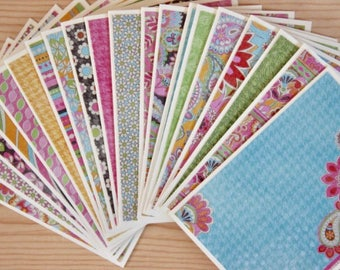 20ct Assorted Note Card Set. Blank Note Cards. Blank Greeting Cards. Stationery Gift Set. Blank Card Assortment