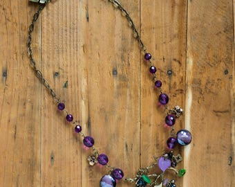the wine harvest festival: beads and