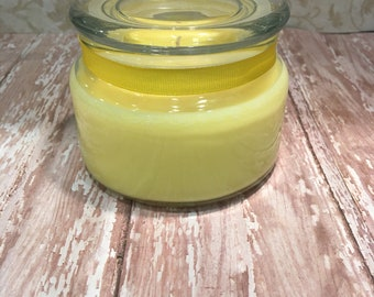 Pale Yellow Sandalwood Scented Easter Candles