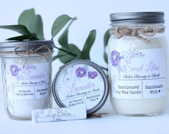 Mother's Day spa gift