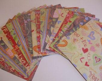 6x6 paper pack SUGAR RUSH by Basic Grey 24 Sheets (Lots O Dots)