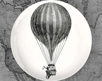 Balloon no. 2 plate
