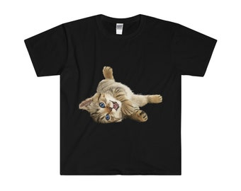 T-shirt cotton kitten