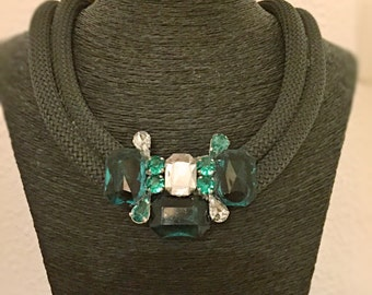 Necklace Emerald