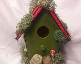 Fairy House - Garden Gnome Home