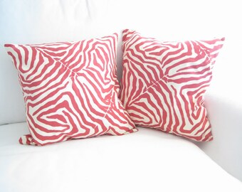pillow covers, decorative pillows, zebra pillow, 16 in pillow, 14 in pillow cover, kid pillows, zebra pillow cover, bed pillow, chair pillow