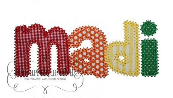 Embroidery Designs Applique Alphabet – HD Wallpapers