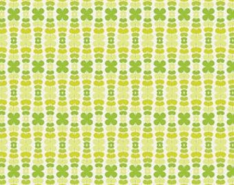 Kitchenette Apple, Color Me Retro by Jeni Baker for Art Gallery Fabrics 1 Yard Cut