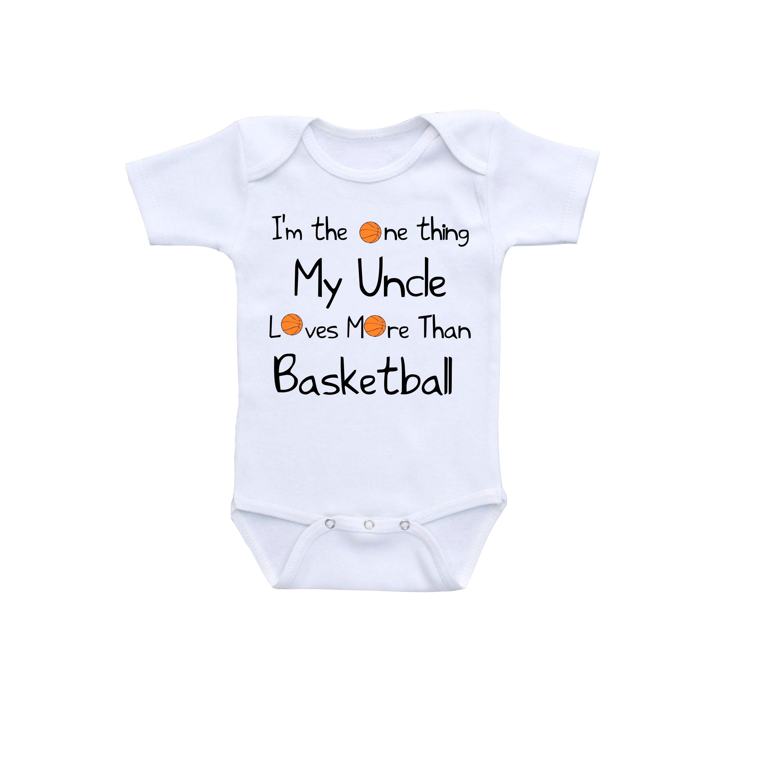 Basketball Baby Outfit or Gerber esie Cute Baby esies