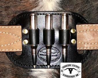 3 Round Rifle Cartridge Carrier