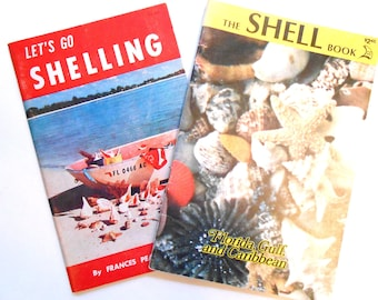 Vintage Shell Books