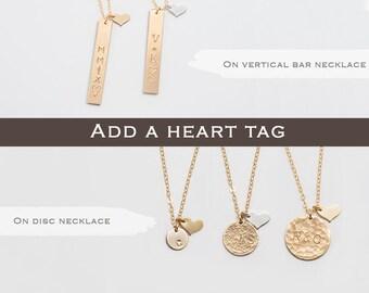 Add a heart tag • ADH