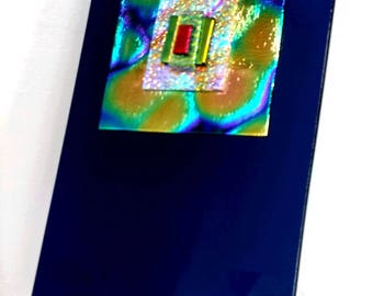 Look Ma No Stand! Fused Glass Slumping Forms standard large 12x10x4